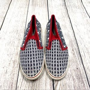 Sperry Shoes - Sperry Top-Sider   Nautical Anchor Slip Boat Shoes